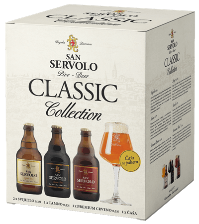San servolo classic collection box