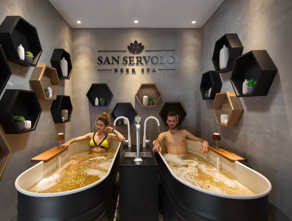 San Servolo beer spa